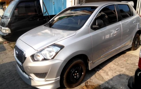 Jual mobil Datsun GO T 2018 bekas di Sumatra Utara