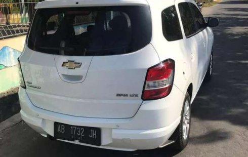 Jual cepat Chevrolet Spin LTZ 2015 di DIY Yogyakarta