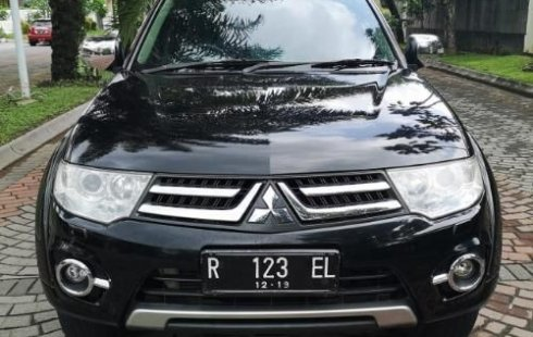 Mitsubishi Pajero Sport Dakar 2014 dijual cepat, DIY Yogyakarta