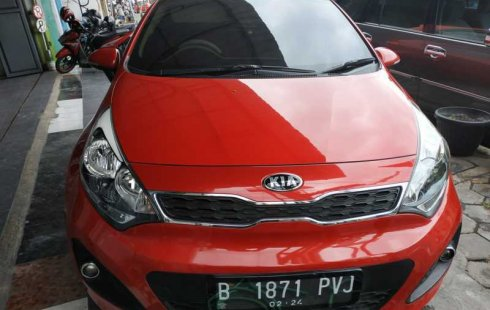 Jual mobil bekas Kia Rio 1.4 Automatic 2013, DIY Yogyakarta