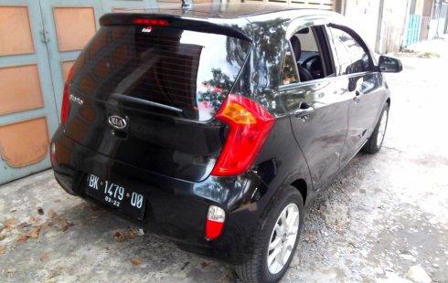 Jual mobil Kia Picanto SE 2012 bekas di Sumatra Utara