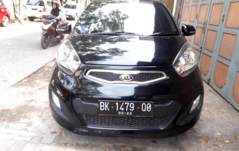 Dijual mobil bekas Kia Picanto SE 2012, Sumatra Utara