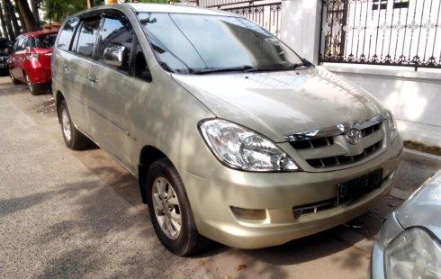 Jual mobil bekas murah Toyota Kijang Innova 2.5 V 2005 di Sumatra Utara