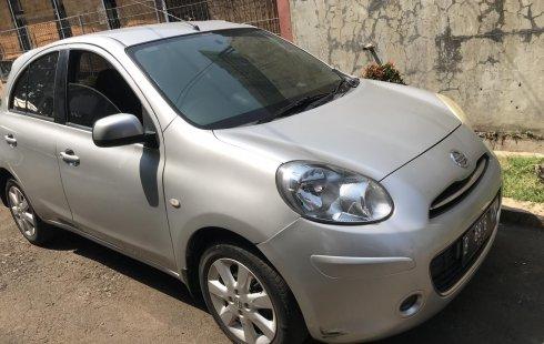 Dijual mobil bekas Nissan March 1.2L XS 2011, DKI Jakarta