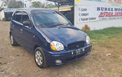 Jual mobil bekas murah Kia Visto 2000 di Jawa Timur