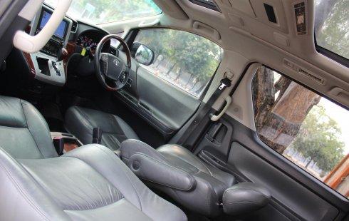 Jual mobil Toyota Vellfire Z 2010 bekas di DKI Jakarta