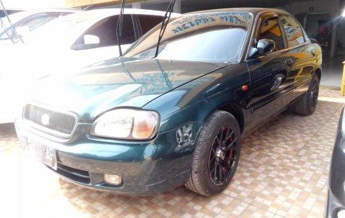 Jual mobil Suzuki Baleno 2001 dengan harga murah di Sumatra Utara