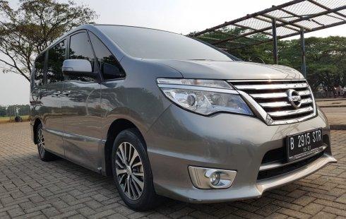 Jual mobil Nissan Serena HWS AT 2.0 2016 bekas di Banten