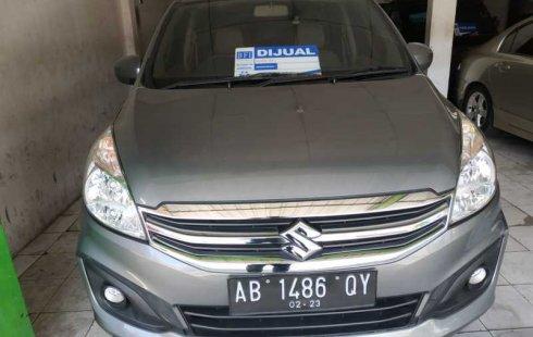 Dijual Suzuki Ertiga GL 2018 harga murah di DI Yogyakarta