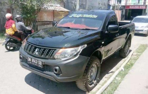 Sulawesi Selatan, jual mobil Mitsubishi Triton 2017 dengan harga terjangkau