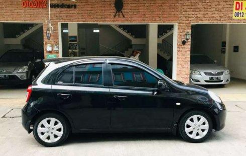 Mobil Nissan March 2010 1.2L XS dijual, Jawa Barat