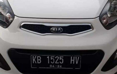 Jawa Barat, Kia Picanto 1.2 NA 2014 kondisi terawat