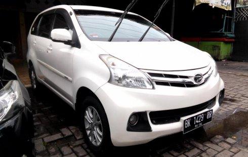 Jual mobil Daihatsu Xenia R 2014 bekas di Sumatra Utara