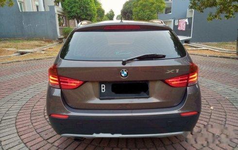 DKI Jakarta, BMW X1 sDrive18i Executive 2011 kondisi terawat