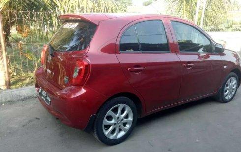 Jual mobil bekas murah Nissan March 1.2L XS 2014 di Jawa Barat