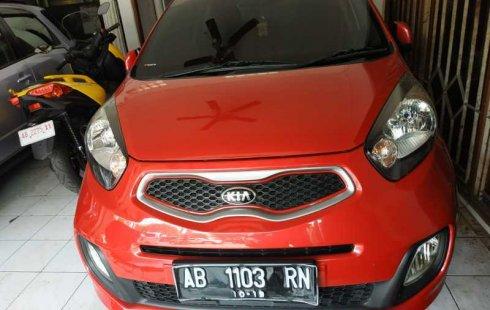 Dijual mobil bekas Kia Picanto 1.2 NA 2014, DIY Yogyakarta