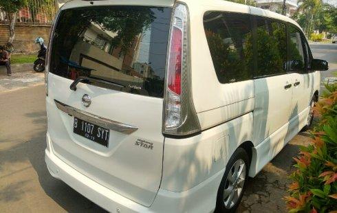 Jual Cepat Nissan Serena Highway Star 2013 di DKI Jakarta