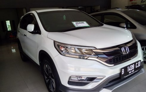 Mobil Honda CR-V 1.5 VTEC 2017 terbaik di Jawa Tengah