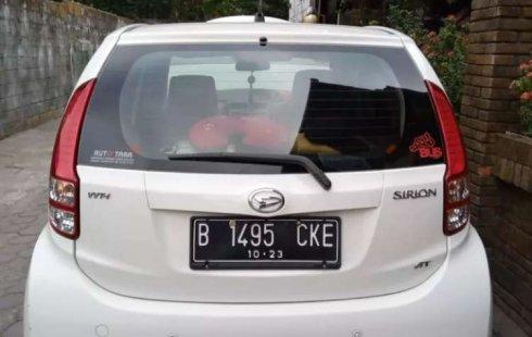 Jual cepat Daihatsu Sirion D 2013 di DIY Yogyakarta