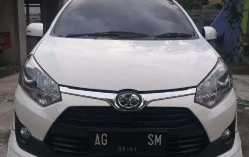Mobil Toyota Agya 2018 TRD Sportivo terbaik di Jawa Timur