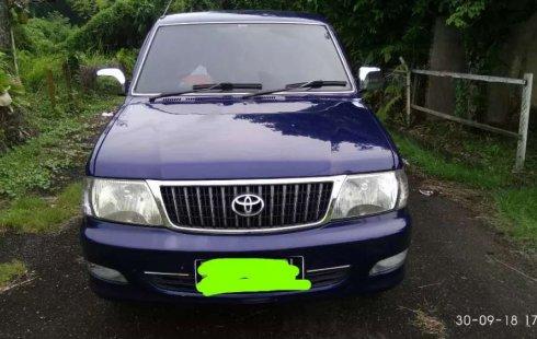 Sumatra Utara, jual mobil Toyota Kijang LGX 2004 dengan harga terjangkau