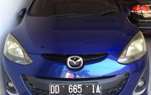 Jual mobil bekas murah Mazda 2 2010 di Sulawesi Selatan