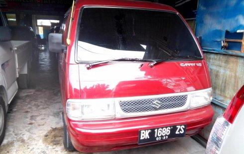 Jual mobil bekas murah Suzuki Carry GX 2013 di Sumatra Utara