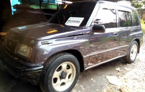 Dijual mobil bekas Suzuki Sidekick 1.6 1995, Sumatra Utara