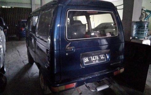 Jual mobil bekas Suzuki Carry DX 2002 dengan harga murah di Sumatra Utara