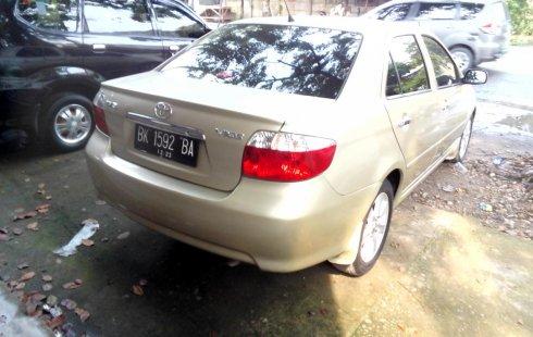 Jual mobil bekas murah Toyota Vios G 2004 di Sumatra Utara