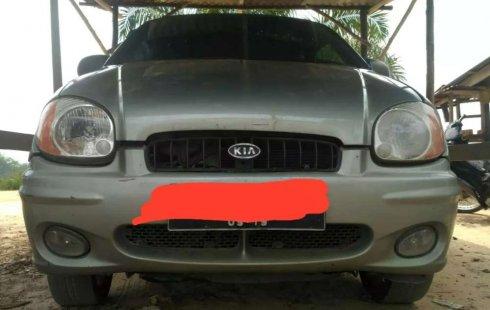 Mobil Kia Visto 2002 dijual, Riau