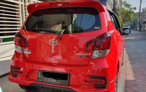 Jual mobil bekas murah Toyota Agya TRD Sportivo 2017 di Jawa Timur