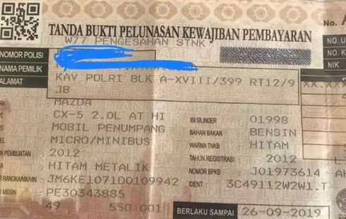 DKI Jakarta, jual mobil Mazda CX-5 Skyactive 2012 dengan harga terjangkau