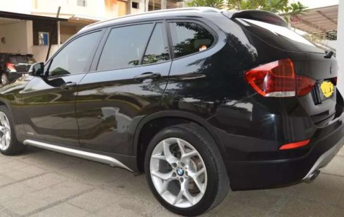 Jual cepat BMW X1 XLine 2014 di DKI Jakarta