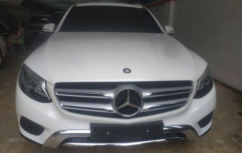 Jual cepat mobil Mercedes-Benz GLC 250 2017 di DKI Jakarta