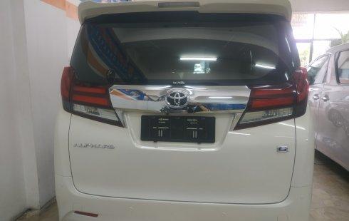 Jual mobil bekas murah Toyota Alphard G 2015 di DKI Jakarta