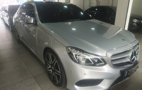 Jual mobil bekas murah Mercedes-Benz E-Class  E 400 2016 , DKI Jakarta