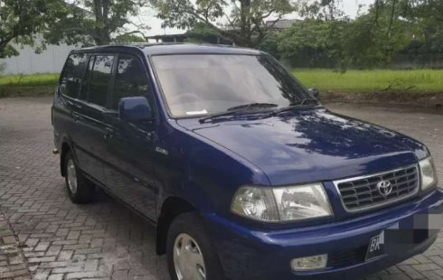 Sumatra Utara, Toyota Kijang LGX 2001 kondisi terawat