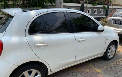 DKI Jakarta, Nissan March 1.2L XS 2012 kondisi terawat