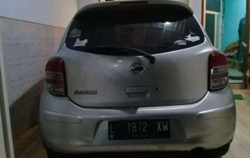Nissan March 2011 Jawa Timur dijual dengan harga termurah