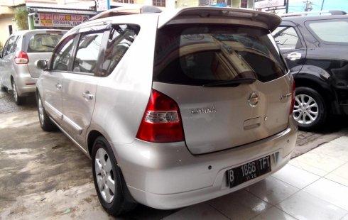 Jual mobil Nissan Livina XR 2009 harga murah di Sumatra Utara