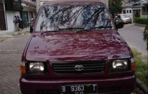 Jawa Barat, Toyota Kijang Pick Up 1997 kondisi terawat