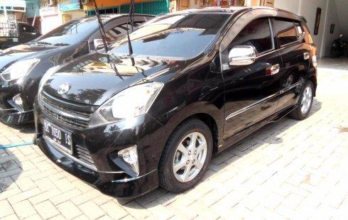Jual mobil Toyota Agya TRD Sportivo 2013 bekas di Sumatra Utara