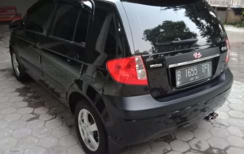 Jual mobil Hyundai Getz 5 DOORS 1.4 Manual 2008 bekas di Jawa Timur