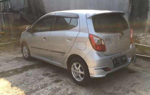 Daihatsu Ayla 2016 DKI Jakarta dijual dengan harga termurah