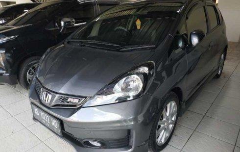 Jual mobil bekas murah Honda Jazz RS 2013 di DIY Yogyakarta