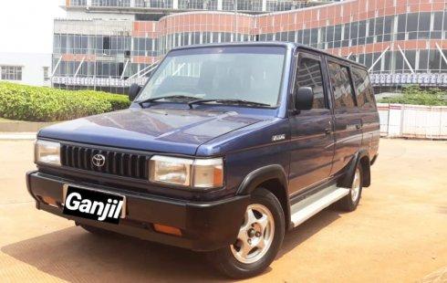 Jual cepat Toyota Kijang LGX 1.8 1996 di DKI Jakarta