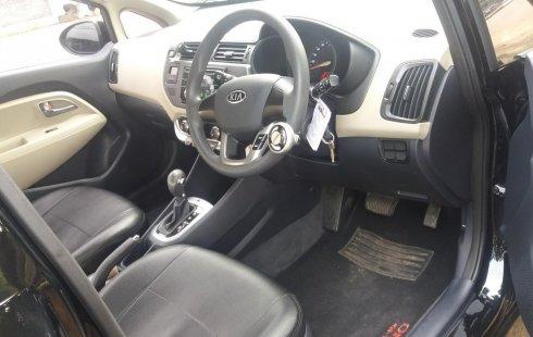 Dijual mobil bekas Kia Rio 1.4 Automatic 2012, DKI Jakarta