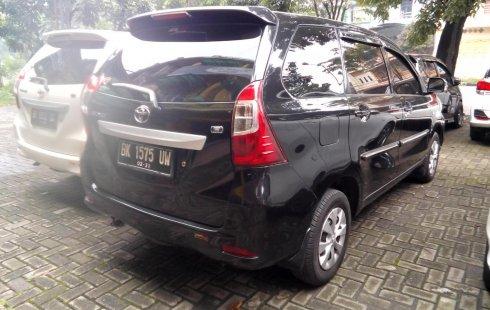 Jual Toyota Avanza E 2016 bekas di Sumatra Utara