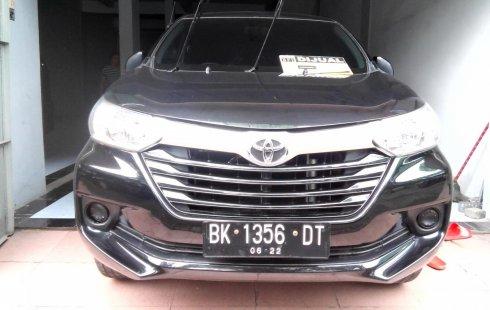 Mobil Toyota Avanza E 2017 dijual, Sumatra Utara